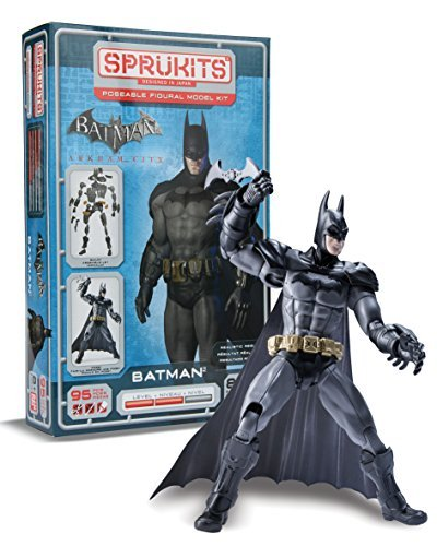 SpruKits Level 2 Batman The Dark Knight Rises Model Kit]()