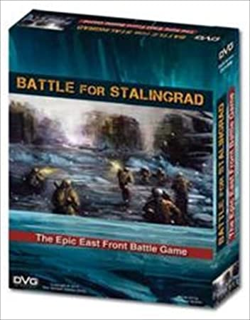 Amazon.com: DVG: Battle for Stalingrad, the Epic East Front Battle ...