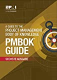 img - for A Guide to the Project Management Body of Knowledge (PMBOK  Guide) Sixth Edition (GERMAN) book / textbook / text book