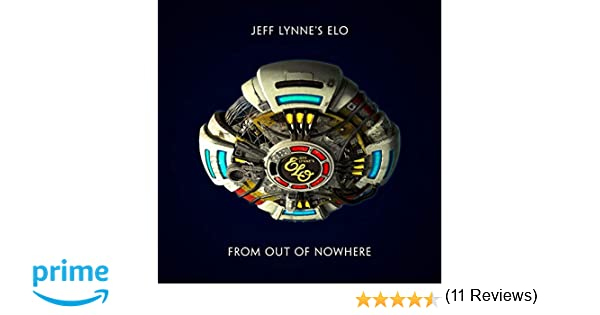 From Out Of Nowhere : Jeff Lynnes Elo: Amazon.es: Música