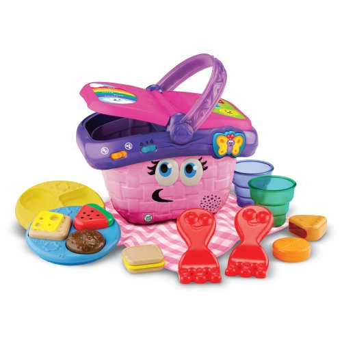 LeapFrog Shapes and Sharing Picnic Basket (Frustration Free Packaging)