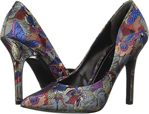 CHARLES BY CHARLES DAVID Women's Maxx Deep Navy Butterfly Floral 5 M US ()