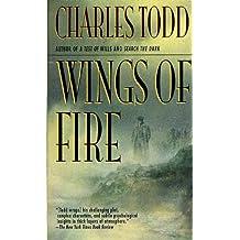 Wings of Fire: An Inspector Ian Rutledge Mystery
