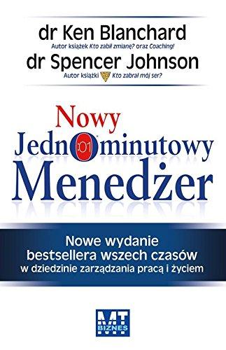 Read Online Nowy Jednominutowy Menedzer PDF
