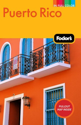 Fodor's Puerto Rico, 6th Edition (Full-color Travel Guide)