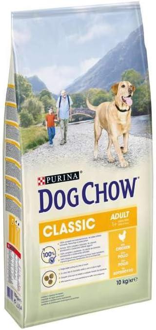 Purina Dog Chow Perro Adulto Classic con Pollo 10kg