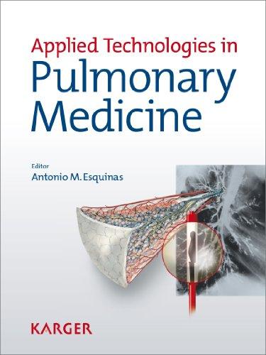 Applied Technologies in Pulmonary Medicine Pdf