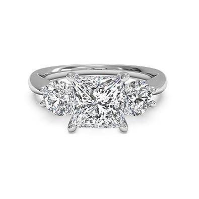 8e360f519fcecc diamonds are forever,diamond engagement rings,white gold diamond ring,diamond  ring: Amazon.co.uk: Jewellery