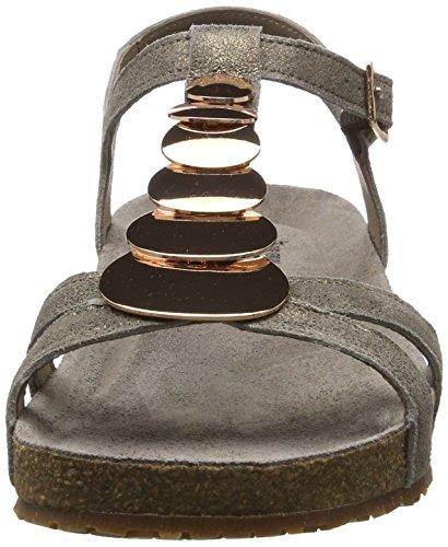 Donna Sandali Taupe 26665 Irma Braun Fashion Dark Dark Mephisto Taupe wX6qYn