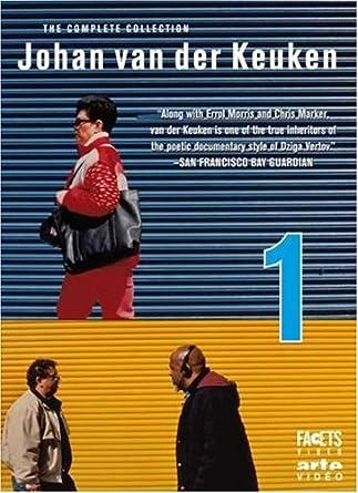 Amazon Com Johan Van Der Keuken The Complete Collection Vol 1 By Johan Van Der Keuken Movies Tv