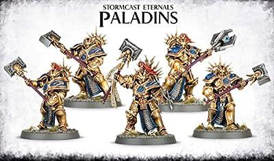 Warhammer Age of Sigmar Stormcast Eternals Paladins by Games Workshop from Games Workshop