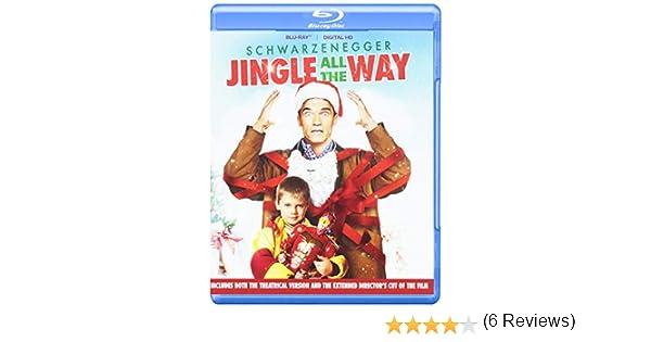 Jingle All The Way Edizione: Stati Uniti Italia Blu-ray: Amazon.es: Arnold Schwarzenegger, Sinbad, Phil Hartman, Rita Wilson, Robert Conrad, Martin Mull, ...
