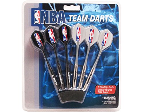 NBA New Orleans Hornets Darts & Flights by Imperial