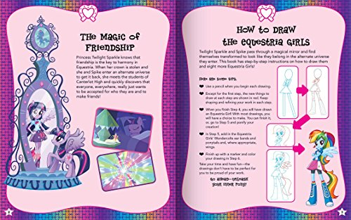 My Little Pony: Equestria Girls: I Love to Draw! by My Little Pony (Image #2)