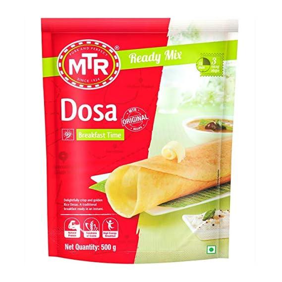 MTR Dosa Breakfast Mix, 500g