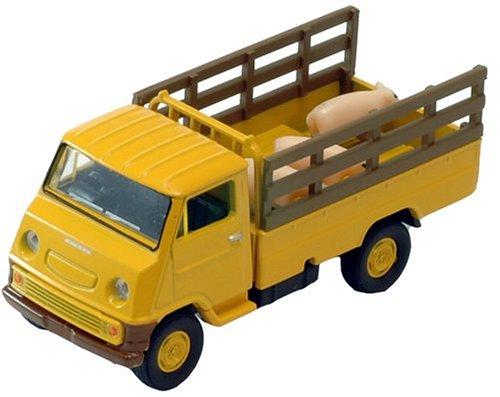 1/64 TLV-72a トヨタ トヨエース 家畜運搬車(イエロー) 「トミカリミテッドヴィンテージ」 218470
