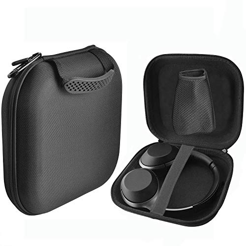 Esimen Hard Case for Sony WH-CH700N – Fits Sennheiser PXC 550, Sony WH1000XM3 WH1000XM2 Wireless Headset, Dongle, Cables Carry Bag Protective Storage Box (Black)