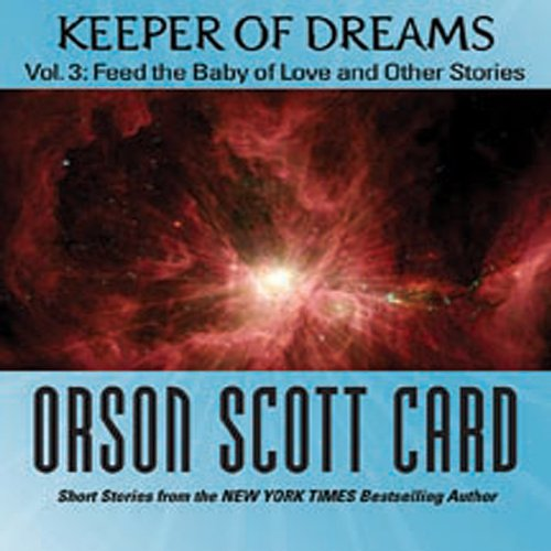 Bargain Audio Book - Keeper of Dreams  Volume 3