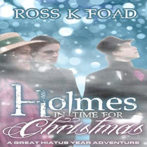 Holmes in Time for Christmas Audiobook