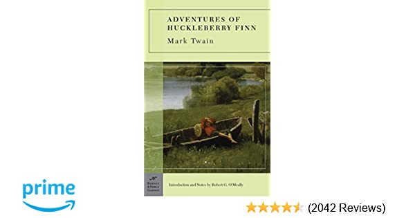 Adventures of Huckleberry Finn (Barnes & Noble Classics