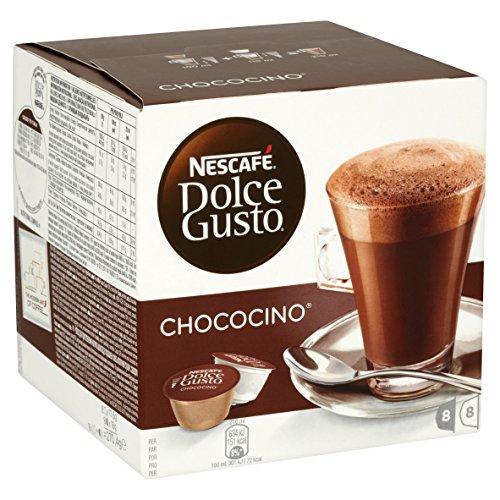 Nescafé Dolce Gusto Kapseln, Chococino, 3er Pack (48 Kapseln)