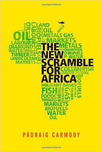 Scramble for africa essay
