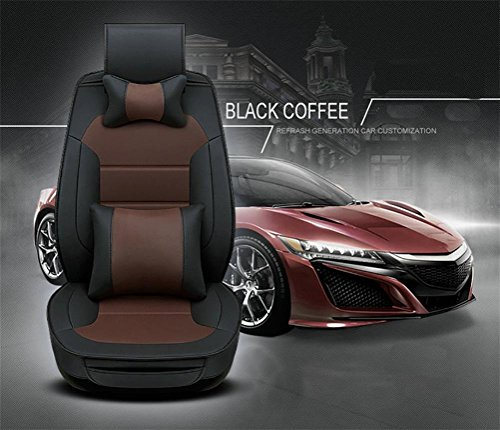 Luxury leather car seats full of sentence 5 programmable seat covers universal fit by YAOHAOHAO (Image #1)