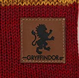 Harry Potter Gryffindor Heathered Knit Scarf for