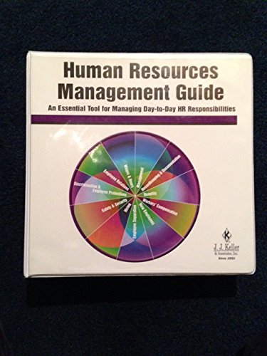 Human Resources Management Guide: An Essential Tool for Managing Day-To-Day HR Responsibilities