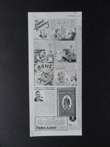 Prince Albert Tobacco (prince Albert Tobacco , print ad. 5 1/2