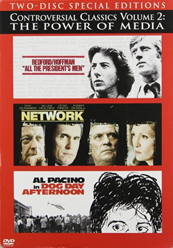 Controversial Classics, Vol. 2 - The Power of Media (All the President's Men / Network / Dog Day Afternoon) (Two-Disc Special Edition)