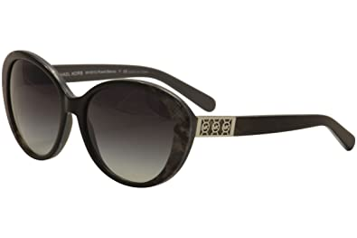 19974f42bee3 Image Unavailable. Image not available for. Color: Michael Kors Puerto  Banus Sunglasses MK6012 302011 Grey Snake Grey Gradient 57 16 135