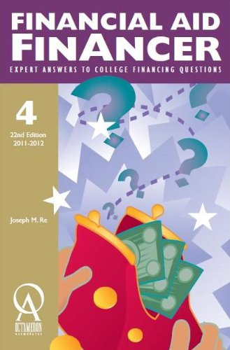 Financial Aid Financer: Expert Answers to College Financing Questions