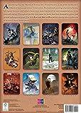 2021 The Fantasy Art of Frazetta 16-Month Wall