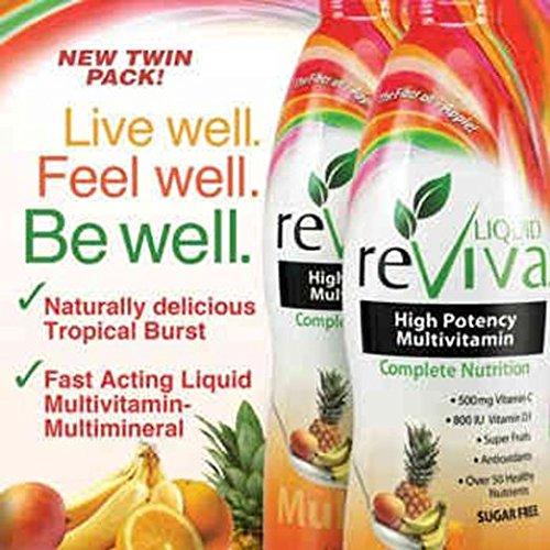 Cheap Liquid Reviva® Multivitamin, 64 Ounces
