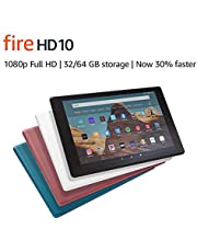"Fire HD 10 Tablet (10.1"" 1080p full HD display, 32 GB) – Black"