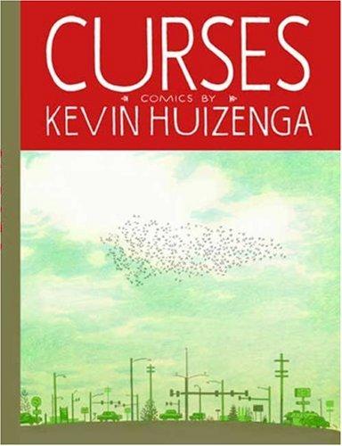 """""""Curses"""" av Kevin Huizenga"""