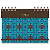Risque Planner, Redoma, Graphic, R441GP, Azul