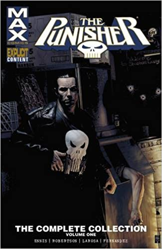 Image result for Punisher MAX: The Complete Collection, Vol. 1