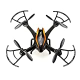 Dayan Anser Upgrade Product - Cheerson CX-35 5.8G FPV Drone With 2.0MP Wide Angle HD Camera RC Quadcopter With Air Pressure Sensor(Black&Orange)