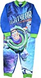 Boys Disney Toy Story Soft Fleece Onesie Pyjamas Size 5-6 Years