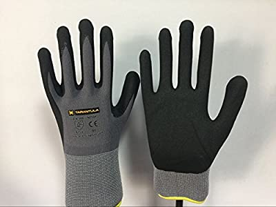 Tarantula N1554 Nylon with Spandex, Miro Foam Nitrile Gloves