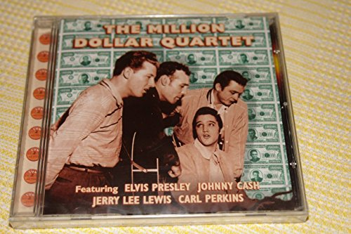 Elvis Presley - The Million Dollar Quartet - Zortam Music
