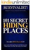 101 Secret Hiding Places | Hide What You Don't Want Found! (Survival Guide Series)