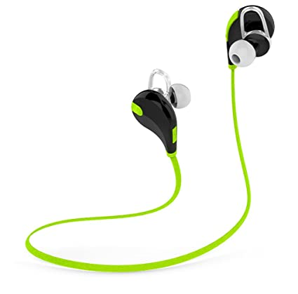 41afe9f67b3 Bluetooth Heaphones, KMFEEL wireless bluetooth earbuds/headset/earphone.Powerful  Stereo Sound/