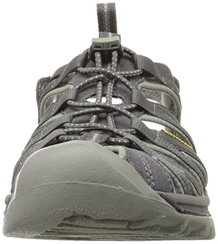 KEEN Damen Whisper Sandale Magnet / Neutral Grau