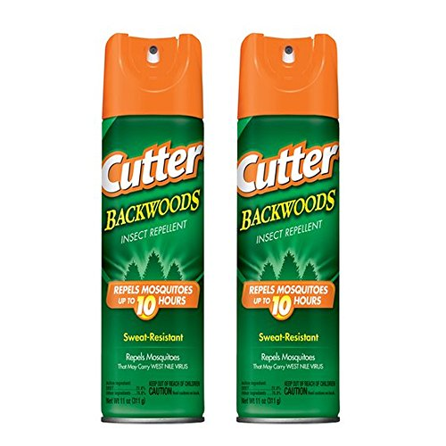 Backwoods Mosquito Repellent Against Camping