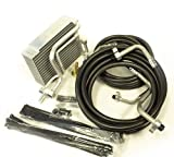 Complete Rear AC Kit: Auxiliary AC Hose Kit and Evaporator 2002-2009 Trailblazer/Envoy/Rainer/Ascender