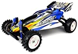 Velocity Toys VT Raging Fire Turbo Remote Control RC Buggy Huge 1:8 Size Scale Off Road 18 MPH RTR - High Performance - 4 Wheel Suspension (Colors May Vary)