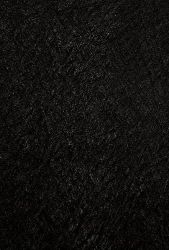 Momeni Rugs LSHAGLS-01BLK3050 Luster Shag Collection, Hand Tufted High Pile Shag Area Rug, 3' x 5', - Black Kids Shag Rug
